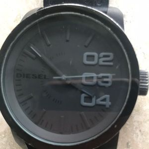 Diesel black watch
